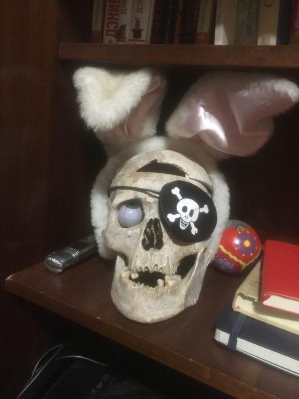 череп юкосика